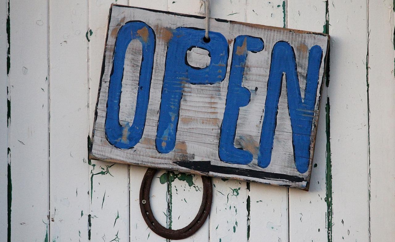 Osteopathie-Praxis geöffnet