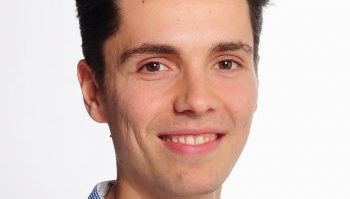 Osteopath Julian Fiedler